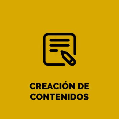Creación de contenidos